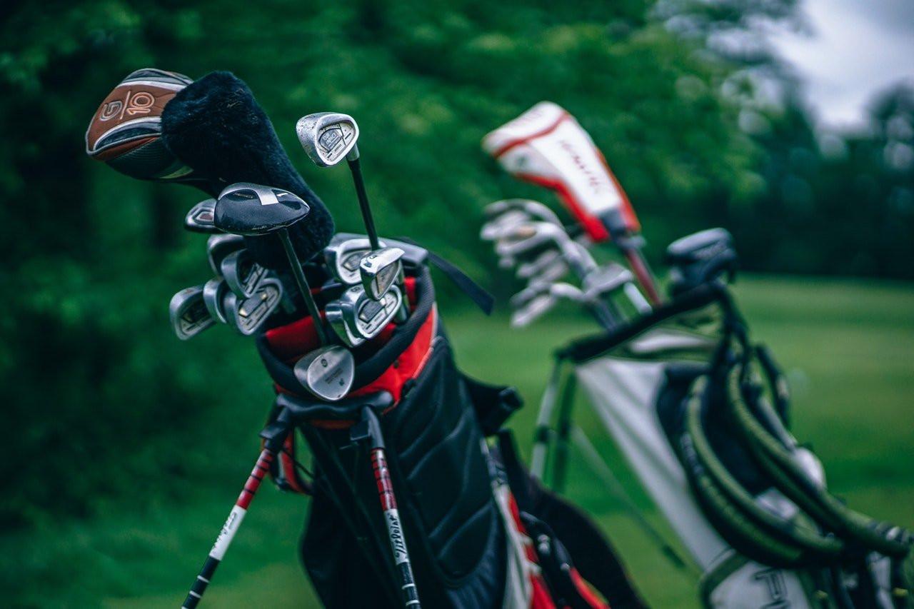 matériel golf